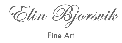 Elin Bjorsvik's Logo - Paintings for sale direct from the artist